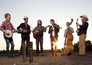 The Old Crow Medicine Show will perform May 25 at the St. Augustine Amphitheatre.