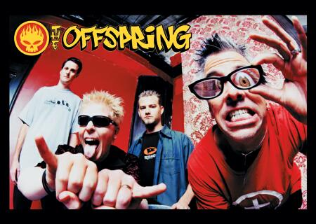 The Offspring concert with Bad Religion and Pennywise is Aug. 19 at the St. Augustine Amphitheatre.