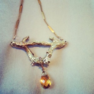 A jewelry collaboration by Laurel Baker and Ryan Hanley will be show on May 31 at Anchor Boutique.