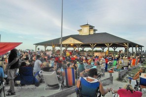 May 15-Sept. 11: FREE concerts every Wednesday at St. Augustine Beach during Music by the Sea