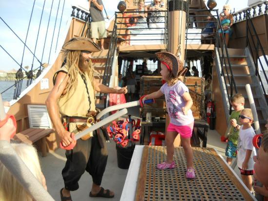 1 pirate camp
