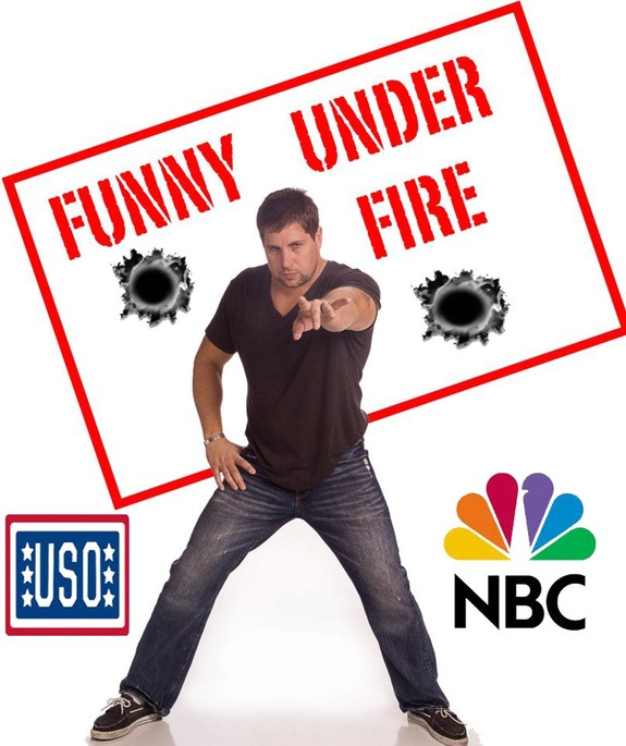 Comedian Travis Howze will be on stage in St. Augustine on Saturday, June 28 at Jackie Knight's Comedy Club at Gypsy's Corner Bar. Howze is a former Marine, police officer and firefighter who uses comedy to cope with his post traumatic stress.