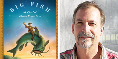 Big fish author on skype june 26 at southeast library for Big fish daniel wallace