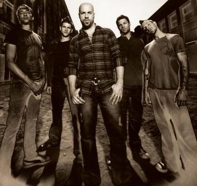 Daughtry will open for the Goo Goo Dolls on June 19 at the St. Augustine Amphitheatre.
