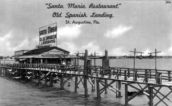 Image of the Santa Maria from floridamemory.com