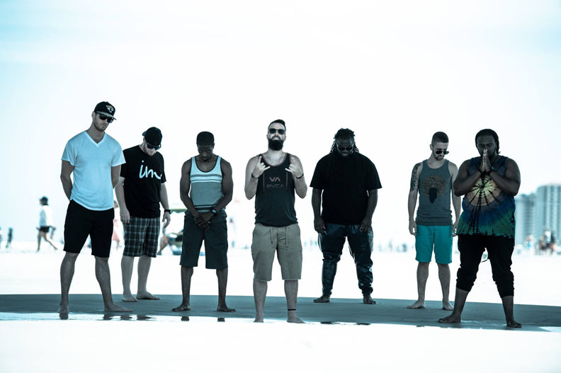 The Split Tone, a group from Jacksonville Beach who perform a mix of reggae and hip hop, will perform June 13 at Local Heroes, 18 Saint George St., in downtown St. Augustine.