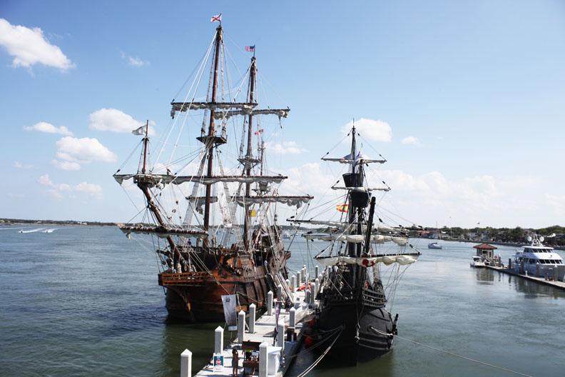 El Galeón returns to St. Augustine; tours begin Dec. 19