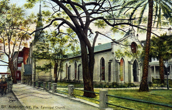episcopal postcard