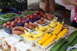 Wednesday Pier Farmers Market to resume July 1 at St. Augustine Beach