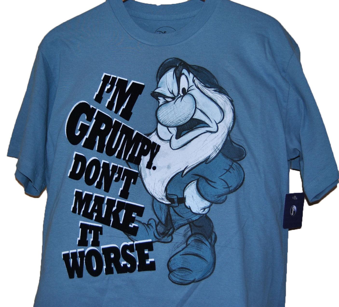 1 grumpy shirt