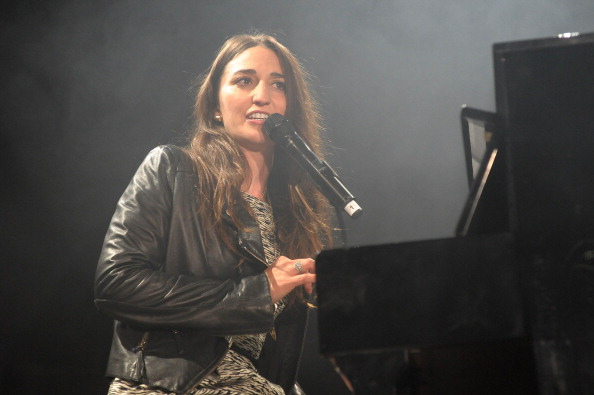Sara Bareilles performs on stage at Islington Assembly Hall on June 2, 2014 in London, United Kingdom. Photo by Brigitte Engl/Redferns via Getty Images