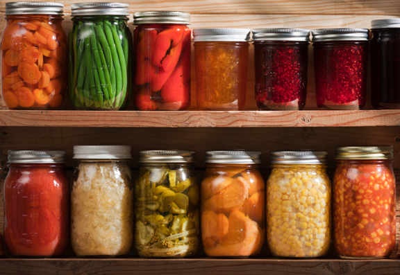 Learn how to ferment vegetables from Leda Balch and Kristin Adamcyck of The Present Moment Café on Sept. 30 at the St. Augustine Amphitheatre during the Lost Skills Workshop series.