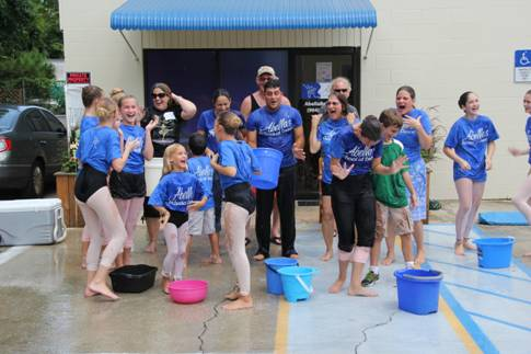 Abella Students Take Icy Challenge In Fight Against ALS