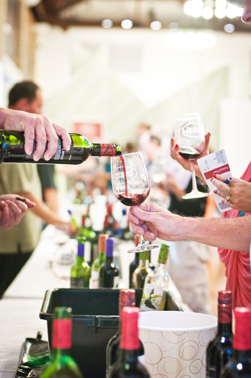 The Grand Tasting at the St. Augustine Spanish Wine Festival will be Sept. 13 at Treasury on the Plaza. Contributed image