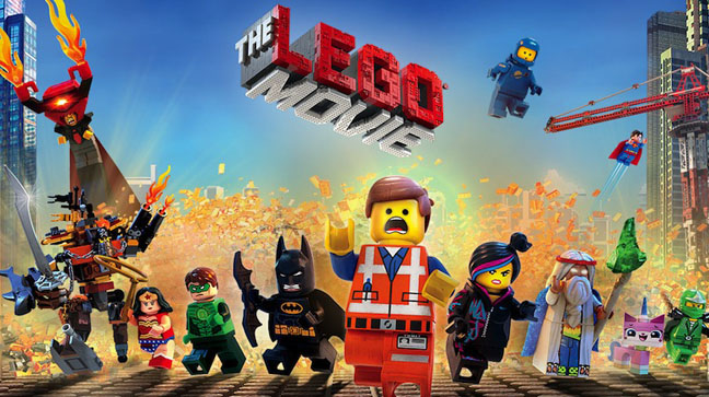 The LEGO movie will be on screen at 8 p.m. Friday, Aug. 8 at the St. Augustine Amphitheatre.