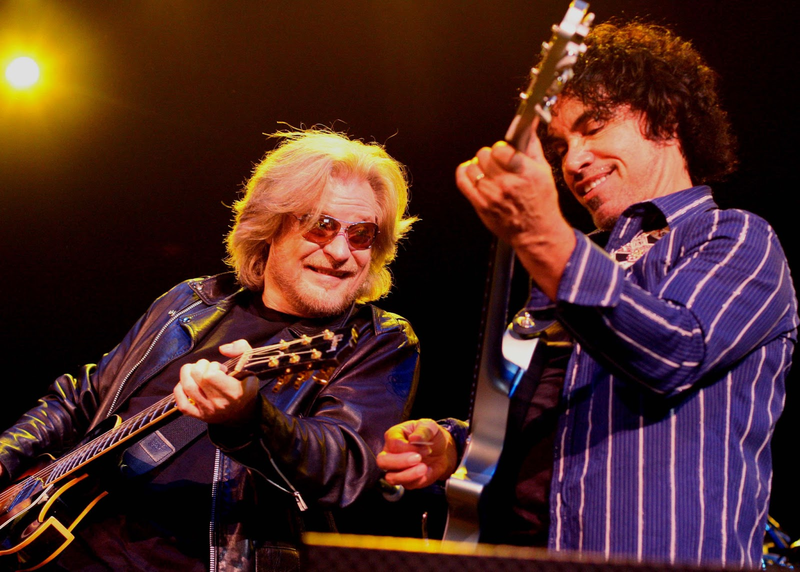 Daryl Hall and John Oates will perform Dec. 6 at the St. Augustine Amphitheatre.