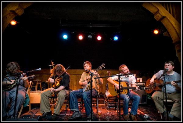 Bluegrass band Trampled by Turtles will perform Dec. 12 in the Ponte Vedra Concert Hall, 1050 A1A North, in Ponte Vedra Beach. Contributed image