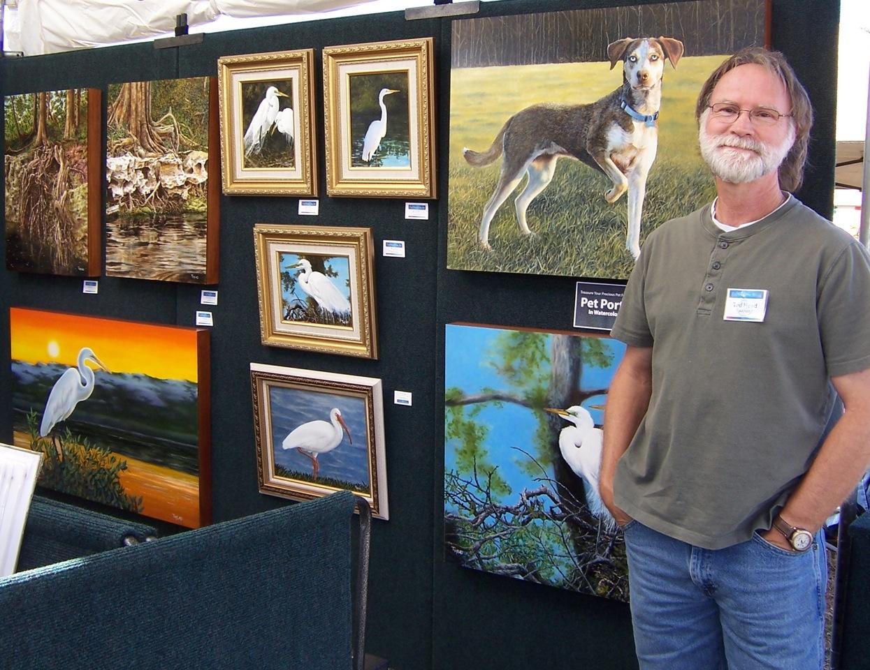 Nov. 29-30: 49th Annual St. Augustine Arts & Craft Festival