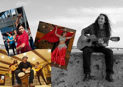 Fiesta en La Playa! cultural concert Nov. 15 at The Art Studio