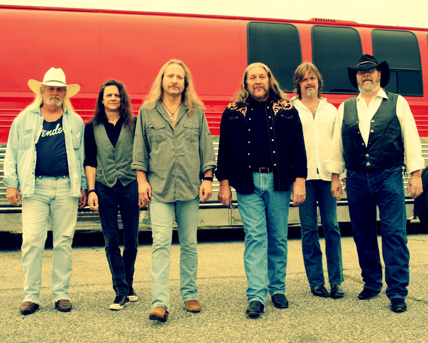 The Marshall Tucker Band will perform from 8 to 10 p.m. Saturday, April 2 at Francis Field during the 20th annual Rhythm & Ribs Festival. Contributed image