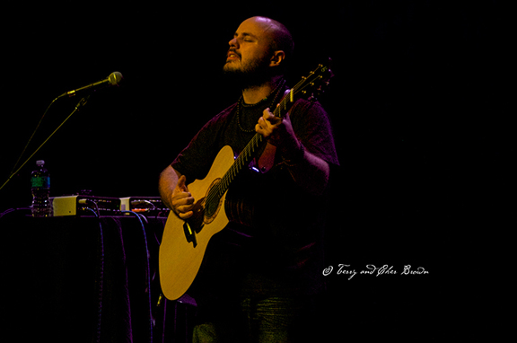 Photos: Guitarist Andy McKee performs Oct. 23 in Ponte Vedra Beach