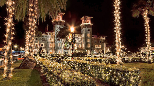Light-Up Night Nov. 22 begins Nights of Lights in St. Augustine