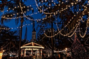 Nov. 23-Jan. 31: Nights of Lights in St. Augustine is a magical experience