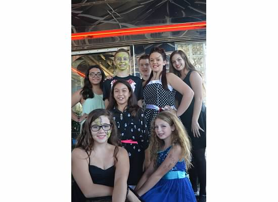 St. Augustine Zombie Prom on stage Oct. 25 by local youth