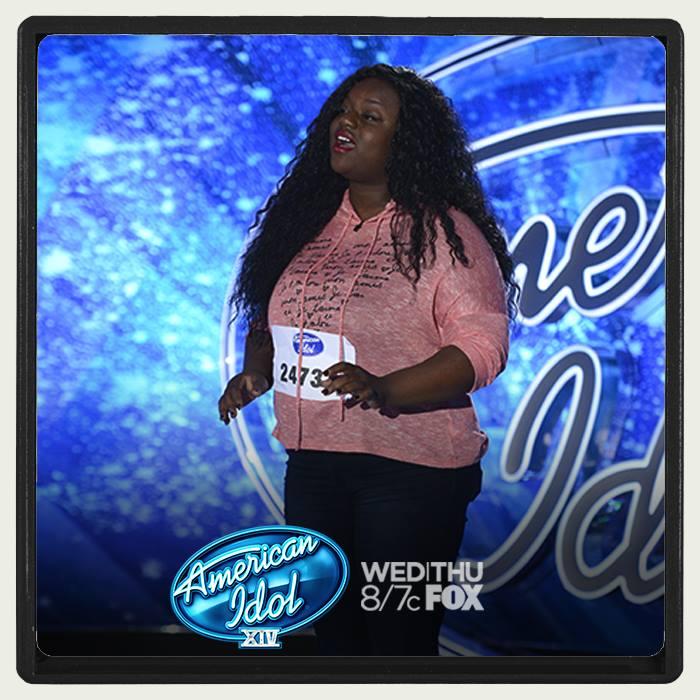 American Idol Jamilia2