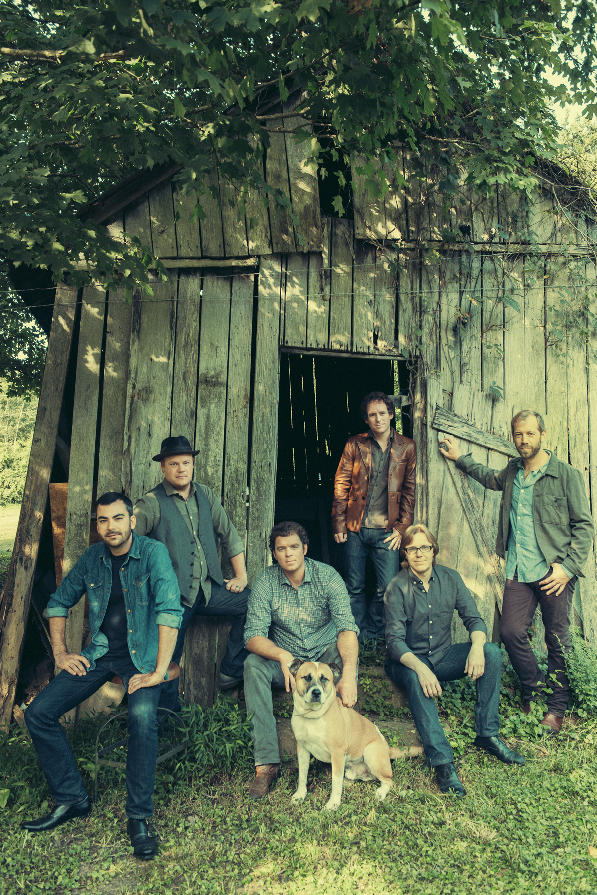 The Steep Canyon Rangers will perform April 8 in the Ponte Vedra Concert Hall. Contributed image