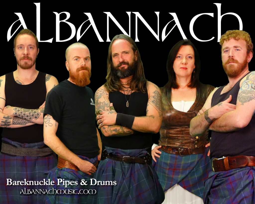 ALBANNACH & DUBLIN CITY RAMBLERS RETURN TO ST. AUGUSTINE CELTIC FEST