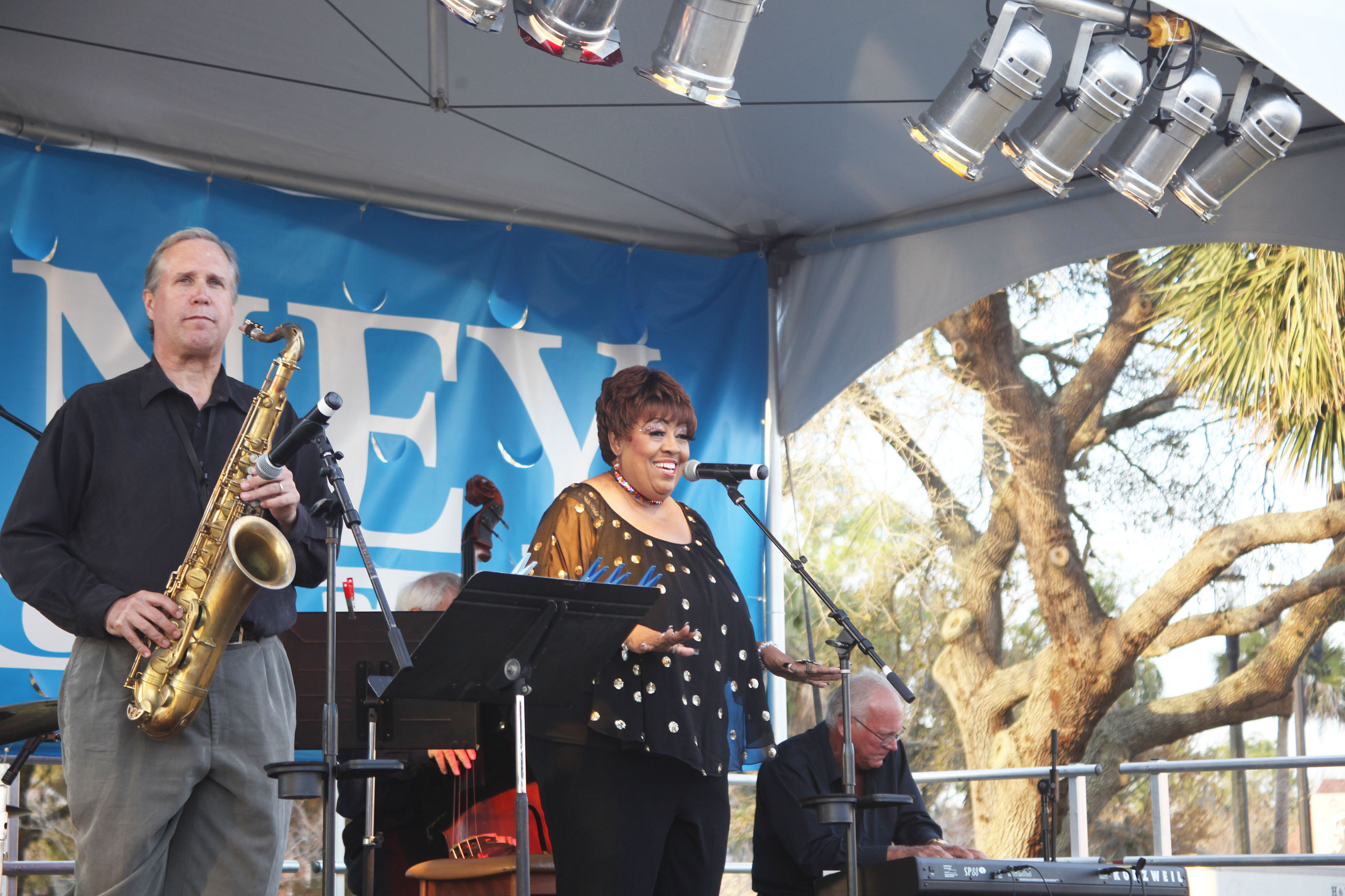 Linda Cole, niece of Nat King Cole, will perform on Friday, March 6 at the St. Augustine Lions Seafood Festival.