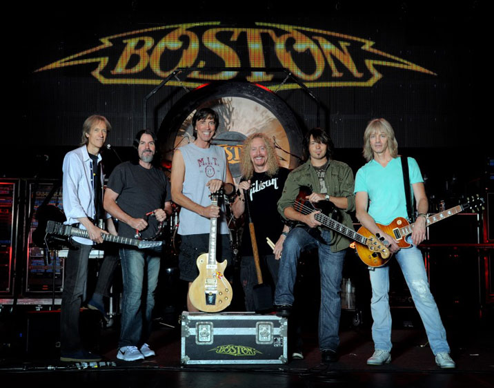 BOSTON returns May 24 to St. Augustine Amphitheatre