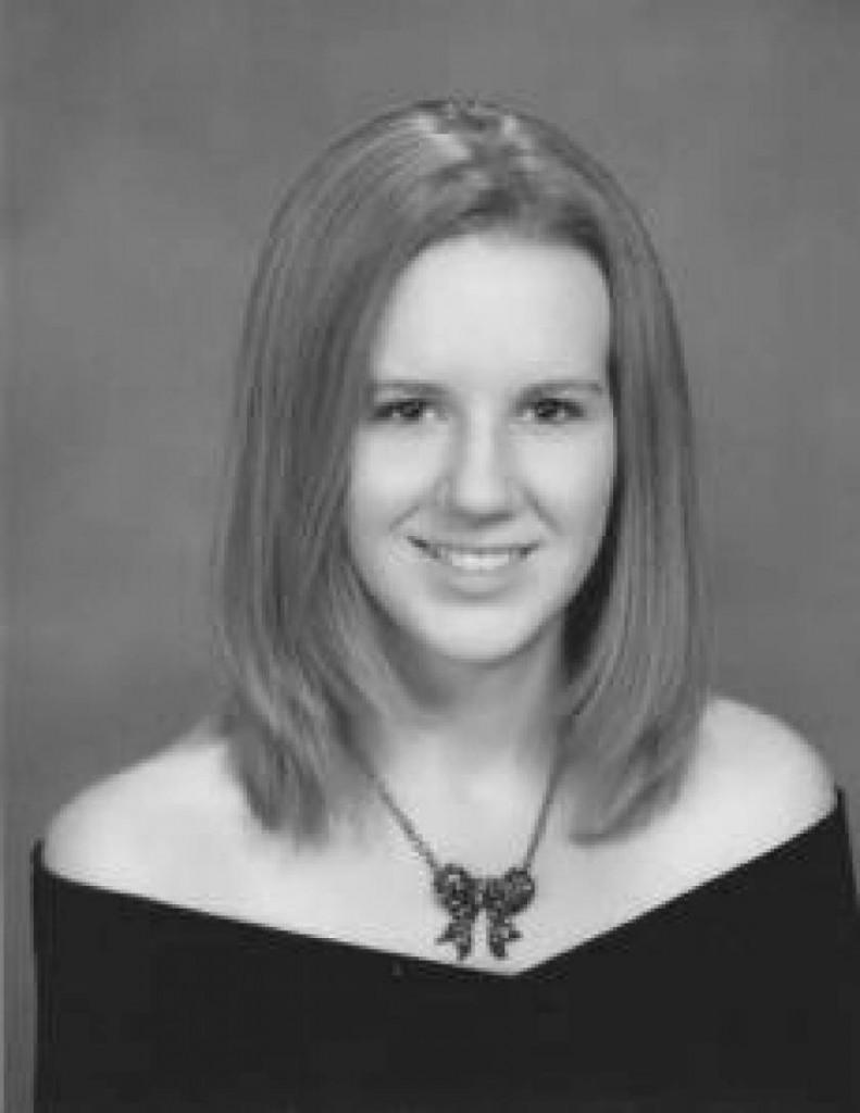 Flagler College student Rachel Thomas