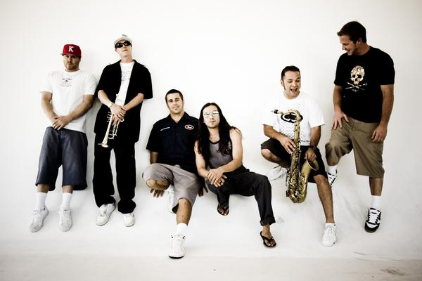Slightly Stoopid & Dirty Heads on stage July 23 at St. Augustine Amphitheatre