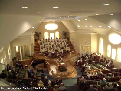 Easter concert March 29 at Ancient City Baptist