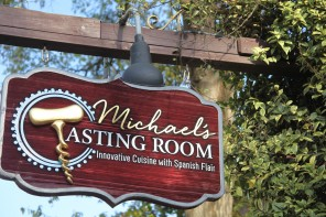 EXCLUSIVE food experience at Michael's Tasting Room in downtown St. Augustine