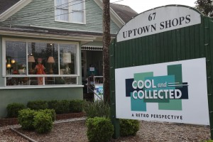 Cool & Collected, 67 San Marco Ave., offers vintage finds.