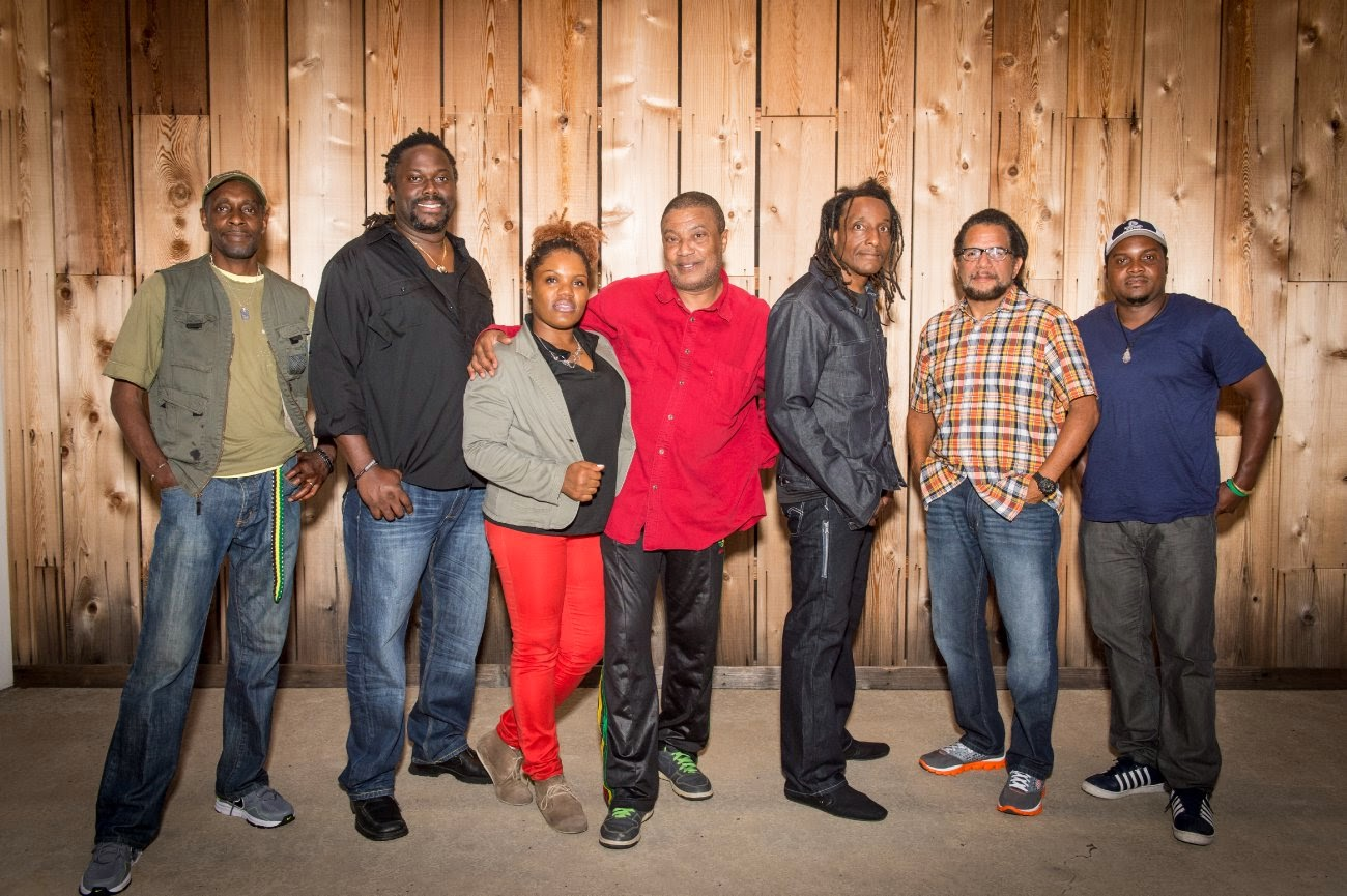 The Original Wailers on stage March 25 at Cafe Eleven