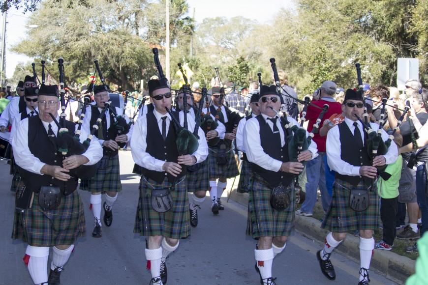 St Pat parade1