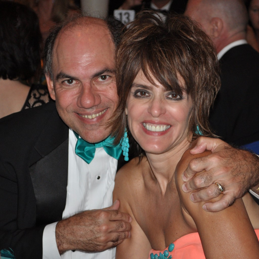 Dr. Rafael and Elsa Aponte are two of this year's co-chairs for Gala XIII.