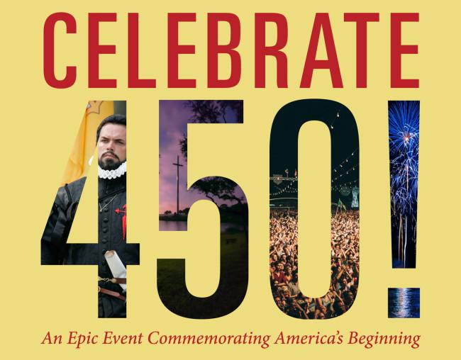 Celebrate 450 - Grant Cover