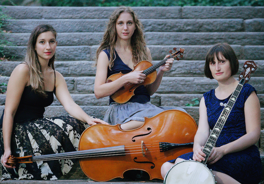 Interview: Folk trio Harpeth Rising on stage May 2 during Gamble Rogers Music Festival