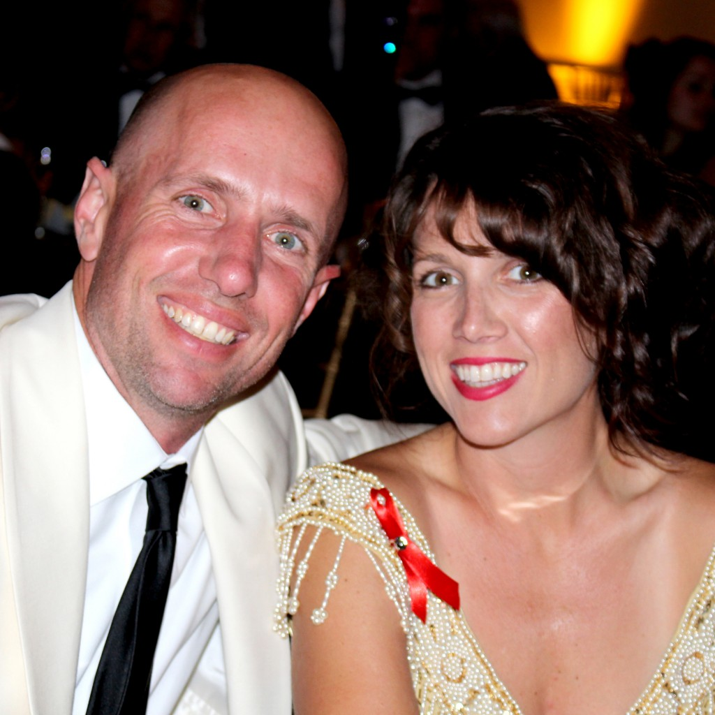 Todd and Heather Neville are the other co-chairs for Gala XIII.