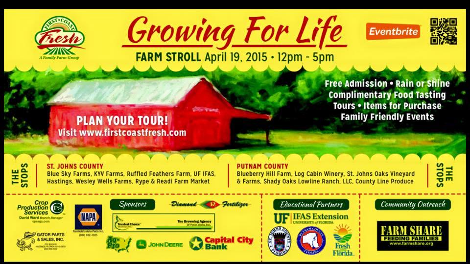 farm stroll 2015
