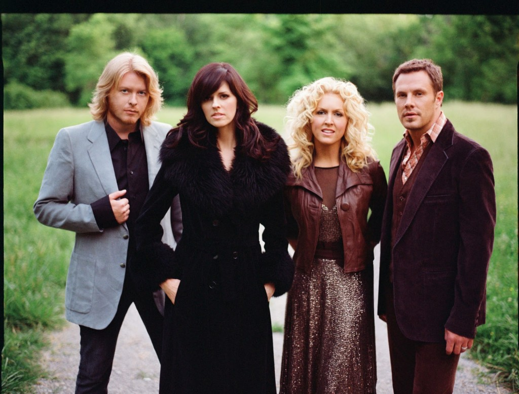Little Big Town on stage Oct. 17 at St. Augustine Amphitheatre