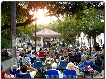 1 plaza concert