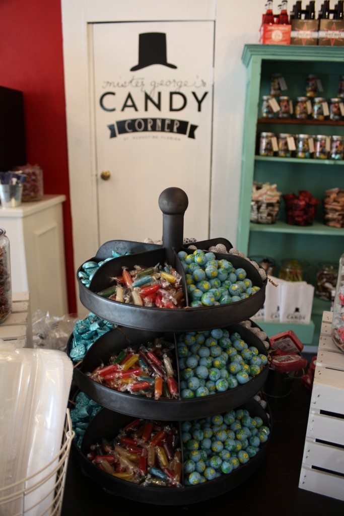 Mister George's Candy Corner is located inside Declaration & Co. The Marketplace, ? Photo by Renee Unsworth