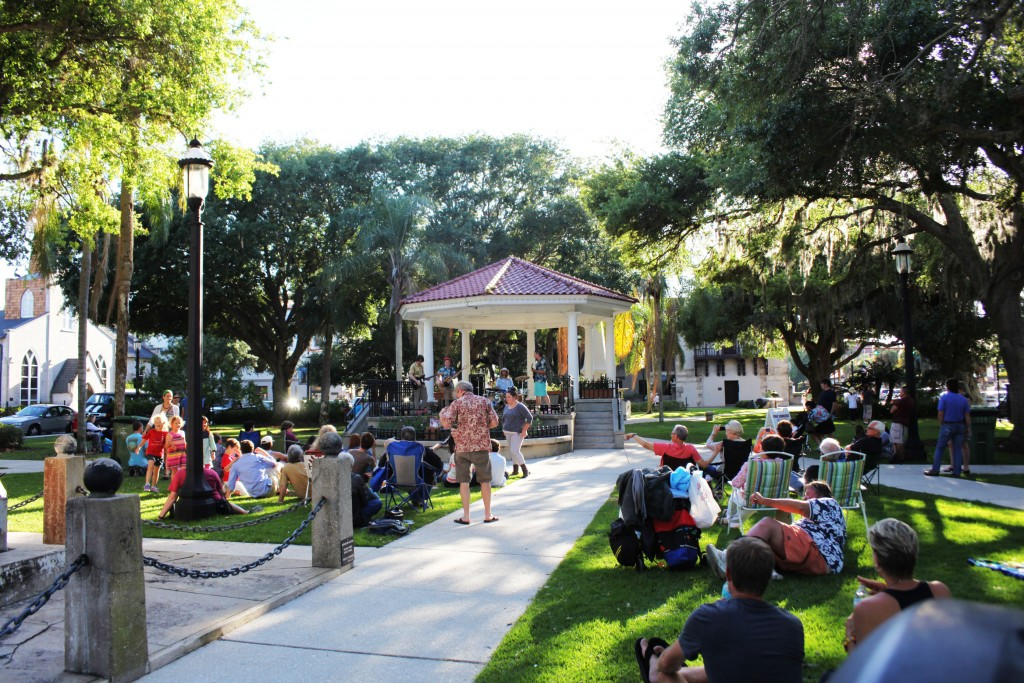 May 31-Aug. 30: FREE Concerts in the Plaza celebrates 28 years in 2018