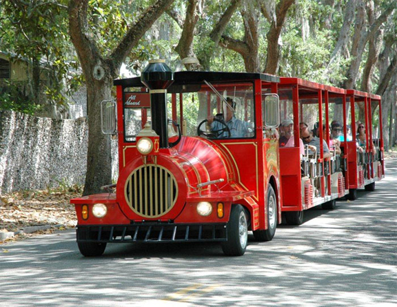 Ripley's Red Trains Receive 'Excellence' Honors